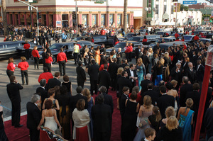 Presenters, nominees and guests arrive at the 77th Annual Academy Awards at the Kodak Theatre in Hollywood, CA on Sunday, February 27, 2005.  HO/AMPAS - Image 22270_0028
