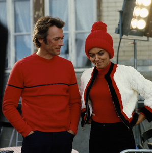 """The Eiger Sanction""Clint Eastwood, Vonetta McGee1975 Universal Pictures** I.V. - Image 22351_0013"