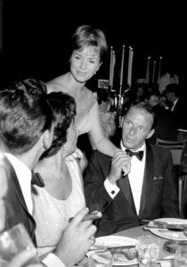 """Porgy and Bess"" (Premiere)Debbie Reynolds, Frank Sinatra1959 © 1978 David Sutton - Image 22369_0004"