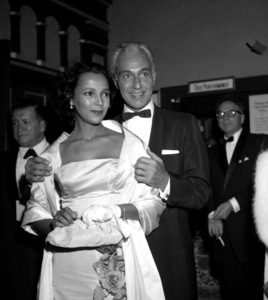 """Porgy and Bess"" (Premiere)Dorothy Dandridge, Jack Denison1959 © 1978 David Sutton - Image 22369_0007"