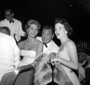 """Porgy and Bess"" (Premiere)Cyd Charisse, Tony Martin, Nanette Fabray1959 © 1978 David Sutton - Image 22369_0008"