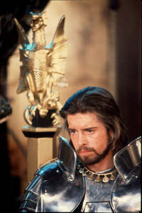 """""""Excalibur""""Nigel Terry1981 Orion Pictures Corporation © 1981 Bob Willoughby - Image 22372_0010"""