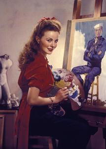 Jeanne CrainC. 1948 © 1978 Tom KelleyMPTV - Image 2237_0022