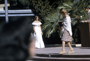 Samantha Gailey at the Roman Polanski Trial1977 © 1978 Gunther - Image 22488_0002
