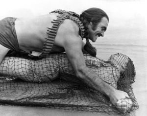 """Zardoz""Sean Connery, Charlotte Rampling1974 20th Century Fox** I.V. - Image 22515_0012"