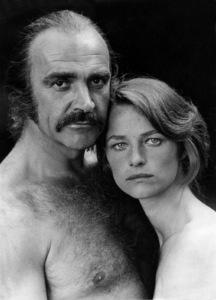 """Zardoz""Sean Connery, Charlotte Rampling1974 20th Century Fox** I.V. - Image 22515_0015"
