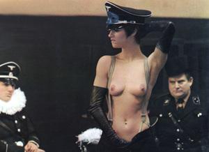 """The Night Porter""Charlotte Rampling, Dirk Bogarde1974 AVCO Embassy Pictures** I.V. - Image 22516_0002"