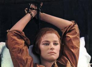"""The Night Porter""Charlotte Rampling1974 AVCO Embassy Pictures** I.V. - Image 22516_0003"