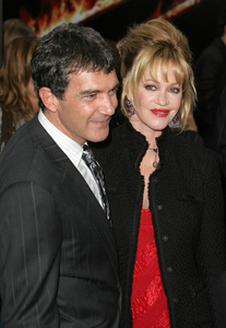 """The Legend of Zorro"" (Premiere)Antonio Banderas, Melanie Griffith10-16-2005 / Orpheum Theatre / Los Angeles, CA / Columbia Pictures - Image 22532_0010"