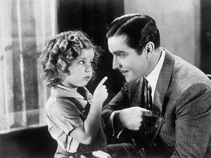 """Curly Top""Shirley Temple, John Boles1935 20th Century Fox** J.C.C. - Image 22658_0002"