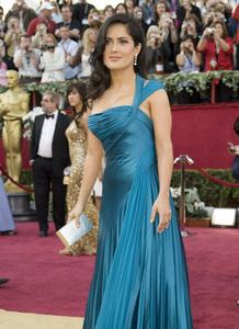 """The 78th Annual Academy Awards"" (Arrivals)Salma Hayek03-05-2006 / Kodak Theatre / Hollywood, CA © 2006 AMPAS - Image 22701_0006"