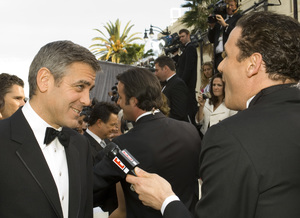 """The 78th Annual Academy Awards"" (Arrivals)George Clooney, Isaac Mizrahi03-05-2006 / Kodak Theatre / Hollywood, CA © 2006 AMPAS - Image 22701_0009"