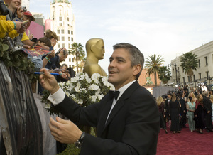 """""""The 78th Annual Academy Awards"""" (Arrivals)George Clooney03-05-2006 / Kodak Theatre / Hollywood, CA © 2006 AMPAS - Image 22701_0013"""