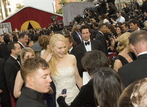 """The 78th Annual Academy Awards"" (Arrivals)Nicole Kidman, Keanu Reeves03-05-2006 / Kodak Theatre / Hollywood, CA © 2006 AMPAS - Image 22701_0014"