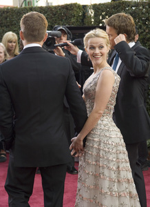 """""""The 78th Annual Academy Awards"""" (Arrivals)Ryan Phillippe, Reese Witherspoon03-05-2006 / Kodak Theatre / Hollywood, CA © 2006 AMPAS - Image 22701_0016"""