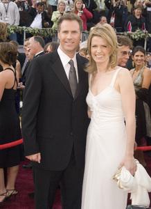 """The 78th Annual Academy Awards"" (Arrivals)Will Ferrell, Viveca Paulin03-05-2006 / Kodak Theatre / Hollywood, CA © 2006 AMPAS - Image 22701_0018"