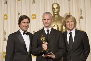 """The 78th Annual Academy Awards"" (Press Room)Luke Wilson, Martin McDonagh, Owen Wilson03-05-2006 / Kodak Theatre / Hollywood, CA © 2006 AMPAS - Image 22701_0027"