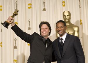 """The 78th Annual Academy Awards"" (Press Room)Gavin Hood, Will Smith03-05-2006 / Kodak Theatre / Hollywood, CA © 2006 AMPAS - Image 22701_0039"