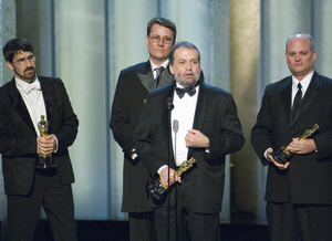 """The 78th Annual Academy Awards"" (Telecast)Christian Rivers, Richard Taylor, Joe Letteri, Brian Van"