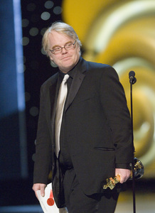 """The 78th Annual Academy Awards"" (Telecast)Philip Seymour Hoffman03-05-2006 / Kodak Theatre / Hollywood, CA © 2006 AMPAS - Image 22701_0066"