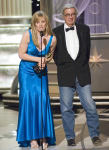 """The 78th Annual Academy Awards"" (Telecast)Diana Ossana, Larry McMurtry03-05-2006 / Kodak Theatre / Hollywood, CA © 2006 AMPAS - Image 22701_0069"