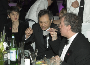"""The 78th Annual Academy Awards"" (After Party)Nancy Kricorian, Ang Lee, James Schamus03-05-2006 / Kodak Theatre / Hollywood, CA © 2006 AMPAS - Image 22701_0076"