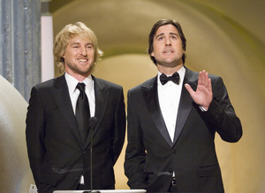 """The 78th Annual Academy Awards"" (Telecast) Owen Wilson, Luke Wilson03-05-2006 / Kodak Theatre / Hollywood, CA © 2006 AMPAS - Image 22701_0084"
