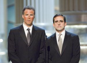 """The 78th Annual Academy Awards"" (Telecast) Will Ferrell, Steve Carell03-05-2006 / Kodak Theatre / Hollywood, CA © 2006 AMPAS - Image 22701_0086"