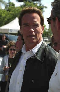 """""""Beverly Hills Charity Car Show""""Arnold SchwarzeneggerApril 2006 / Beverly Hills, CA© 2006 Ron Avery - Image 22713_0001"""