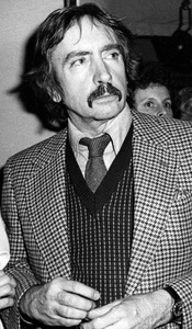 """Famous Playwright Edward Albee (""""Who"""
