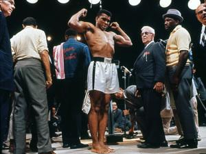 """A.k.a. Cassius Clay""Muhammad Ali1970 United Artists** I.V. - Image 22727_0397"