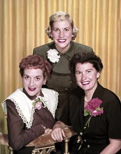 """The Andrews Sisters""Laverne Andrews, Maxene Andrews, Patty Andrewscirca 1950s** I.V. - Image 22727_0906"