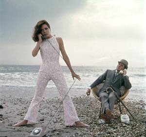 """""""The Avengers""""Diana Rigg, Patrick Macneecirca 1965** I.V. - Image 22727_0909"""