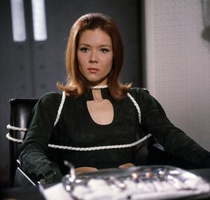 """""""The Avengers""""Diana Riggcirca 1965** I.V. - Image 22727_0915"""
