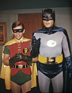 """Batman"" Burt Ward, Adam West1966** I.V. - Image 22727_0924"