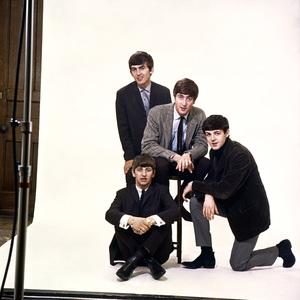 """The Beatles"" Ringo Starr, George Harrison, John Lennon, Paul McCartneycirca 1960s** I.V. - Image 22727_0926"