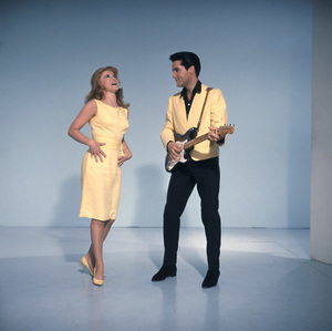 """Viva Las Vegas""Ann-Margret, Elvis Presley1964 MGM** I.V. - Image 22727_0953"