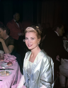 Grace Kelly at the Academy Awardscirca 1954** I.V. - Image 22727_0962
