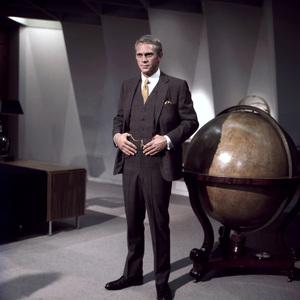 """The Thomas Crown Affair""Steve McQueen1968 MGM** I.V. - Image 22727_0986"