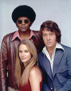 """The Mod Squad""Clarence Williams III, Peggy Lipton, Michael Colecirca 1970** I.V. - Image 22727_0991"
