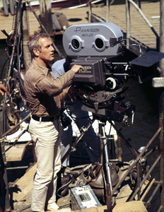 Paul Newman on setcirca 1960s** I.V. - Image 22727_0996