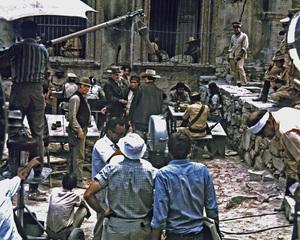 """""""The Wild Bunch""""Ernest Borgnine, William Holden1969 Warner Brothers** I.V. - Image 22727_1030"""