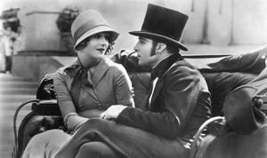 """The Eagle""Vilma Banky, Rudolph Valentino1925 United Artists** I.V. - Image 22727_1348"