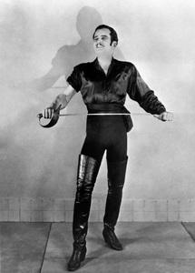 """""""Don Q Son of Zorro""""Douglas Fairbanks 1925 United Artists** I.V. - Image 22727_1358"""