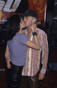 """Angelina Jolie and Billy Bob Thornton at the premiere of """"Gone in Sixty Seconds""""2000© 2000 Gary Lewis - Image 22776_0023"""