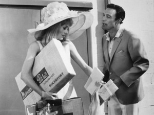 """Young Girls of Rochefort , The""Catherine Deneuve, Gene Kelly1968 Warner Bro. - Image 2279_0009"