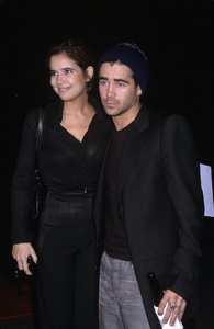 Colin Farrell and his sister2003© 2003 Gary Lewis - Image 22797_0012