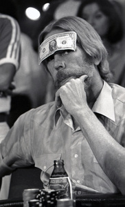 """Poker Face""Dollar Bill Shadecirca 1970s © 1978 Ulvis Alberts - Image 22802_0003"