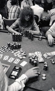 """Poker Face""circa 1970s © 1978 Ulvis Alberts - Image 22802_0005"