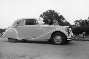 Cars1950 Mark 5 drop head coupe Jaguar** H.C. - Image 22813_0002